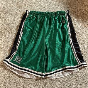 UH Manoa Football Vintage athletic shorts